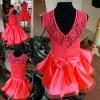 Пошив платья для бальных танцев